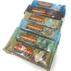 Grenade Carb killa 12x60g - Variety Boxes (12 Bars 2 x Each Flavour)