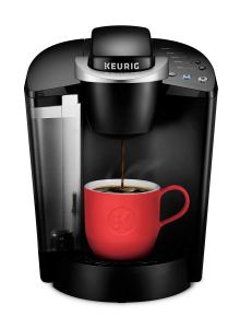 Keurig K-Classic Coffee Maker K-Cup Pod, Single Serve, Programmable Black