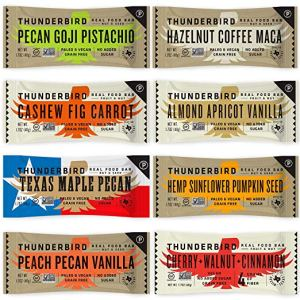 Thunderbird Paleo and Vegan Snacks Variety Pack