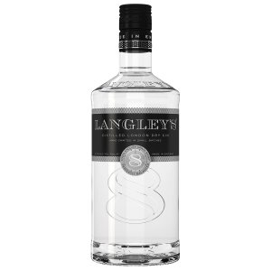 Langley's Number 8 Gin