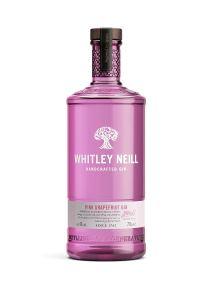 Whitley Neill Pink Grapefruit Gin