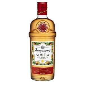 Tanqueray Flor de Sevilla Distilled Gin – A perfect botanical balance with a burst of fresh citrus from Sevilla oranges and classic botanicals.
