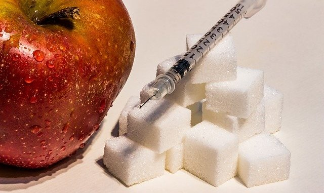 High fructose in the diet may mean diabetes over a long period.
