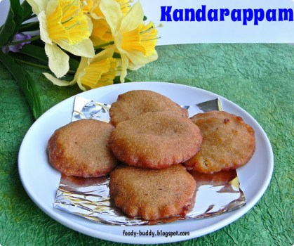 sweet appam recipe