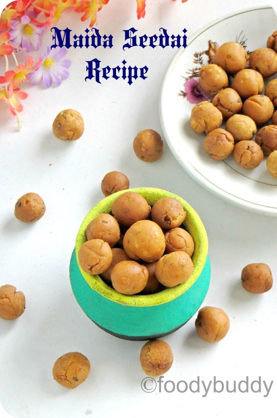 seedai with all purpose flour