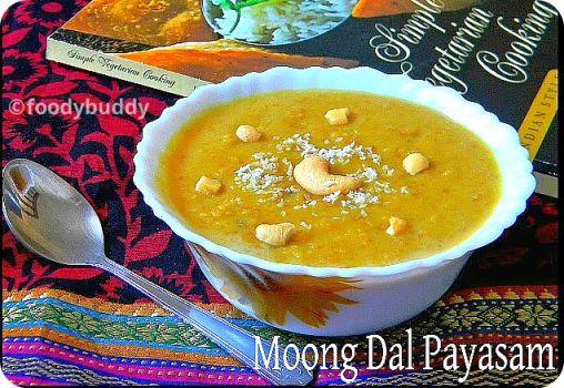 Moong Dal Payasam