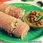 pottu recipe with red rice flour