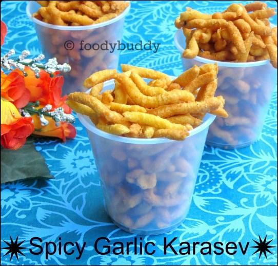Spicy Garlic Karasev Recipe