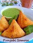 Samosa Recipe / Aloo Mutter Samosa (Punjabi Style)