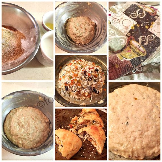 bakery style thengai bun recipe