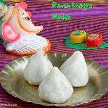 pancha Khadya Modak