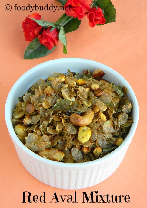 Red Aval Mixture recipe