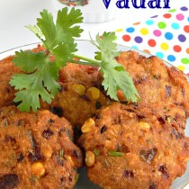 paruppu vadai