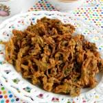 Spinach Pakoda Recipe / Palak Keerai Pakoda / Keerai Pakoda