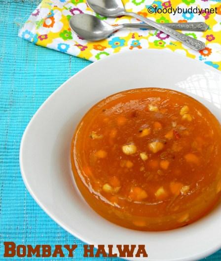 karachi halwa recipe