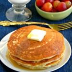 Easy Eggless Pancakes Recipe / How to make pancakes