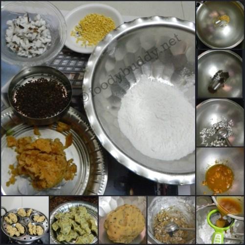how to make pidi kollukattai