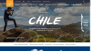 Chile travel website