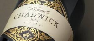 Perfect Chilean wine from Viñedo Chadwick