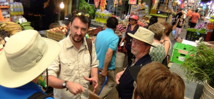 Santiago is Perfect for Food Walking Tours