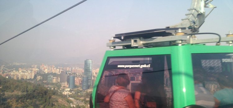 Santiago City Tour: The View from Above