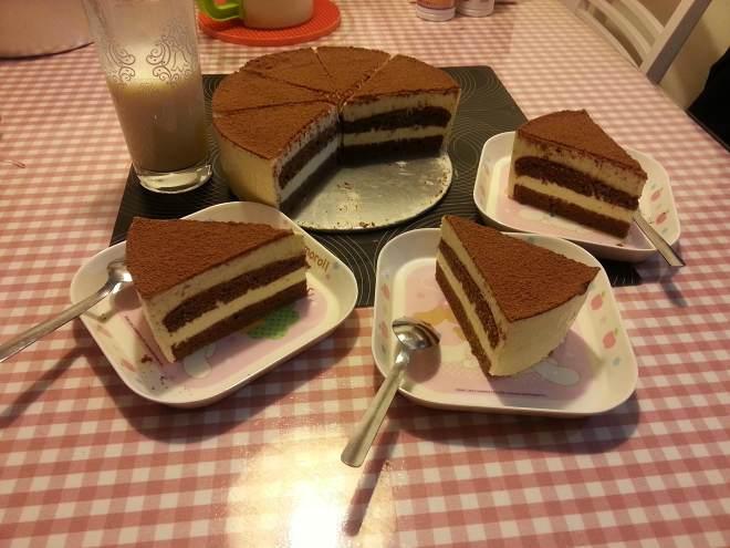 tiramisu cake recipe