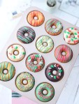 easy making doughnut