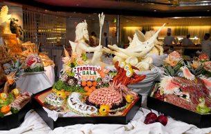Balmoral Gala Food