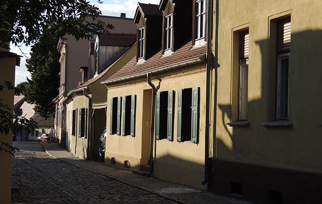 Werder cottages