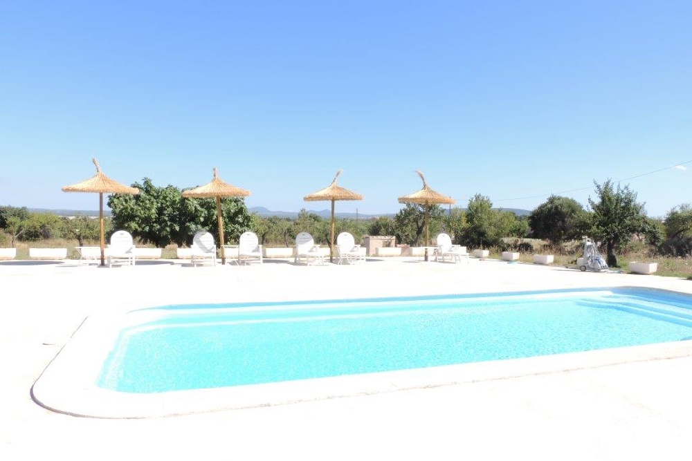 Swimming pool - Finca Dalt Murada