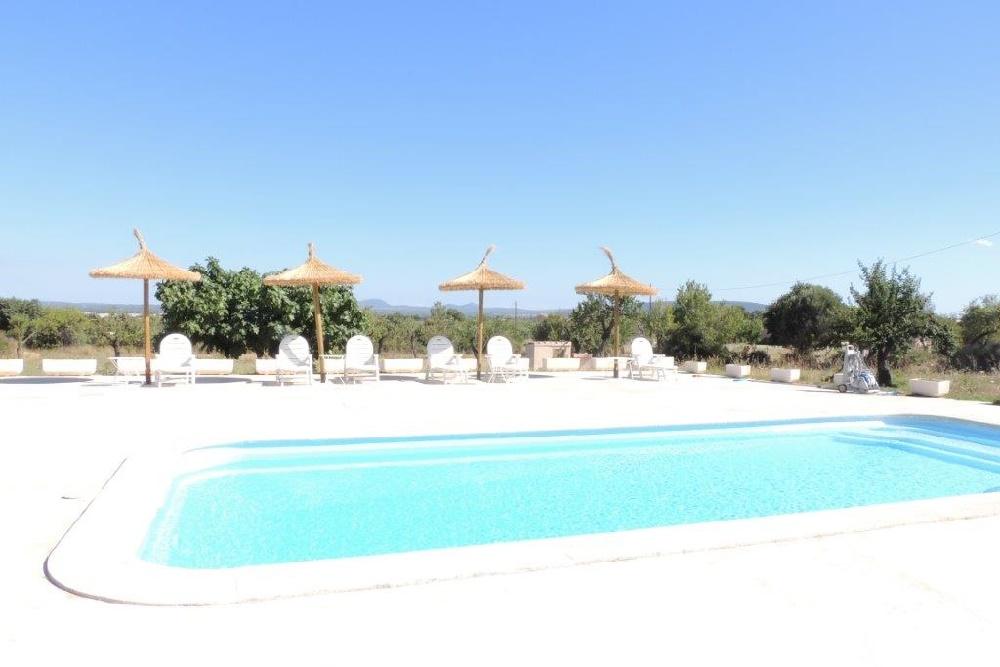 Swimming pool - Finca Dalt Murada