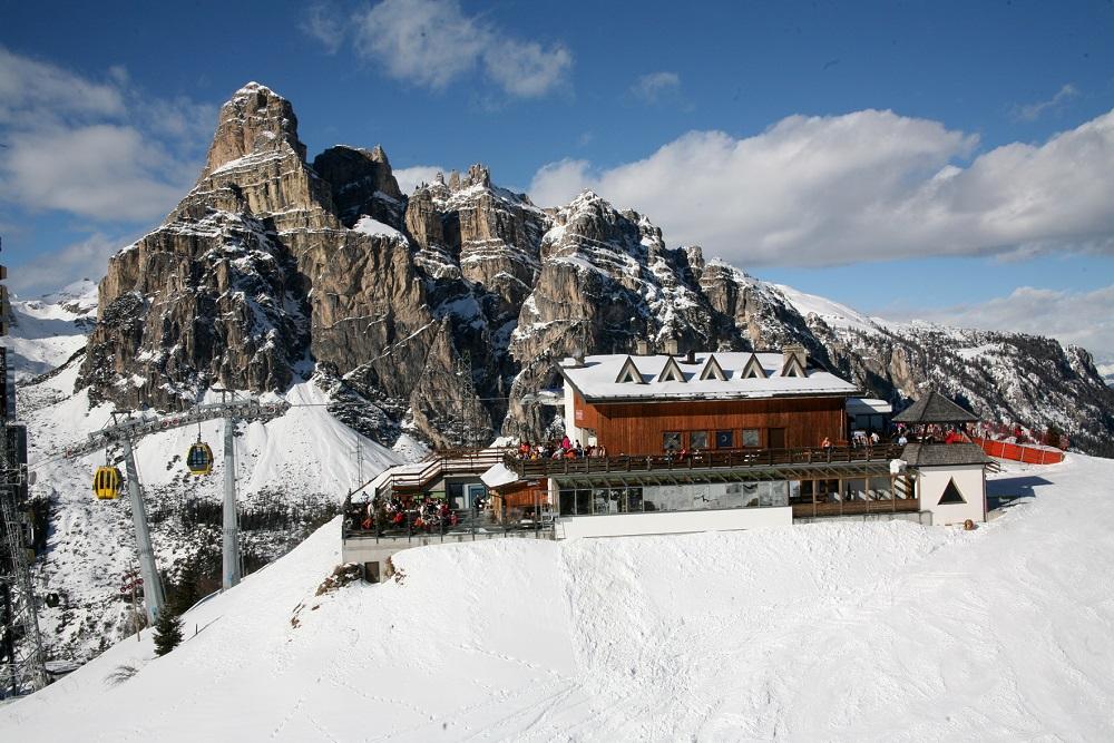 Alta Badia Sciare con gusto Skifahren