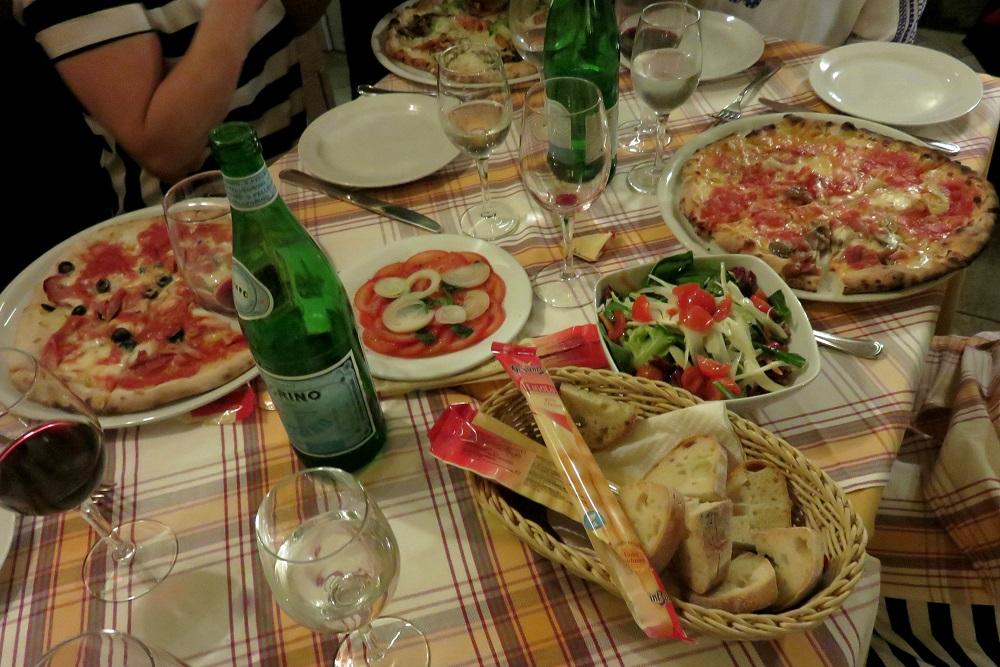 Sorrento Da Gigino pizzeria