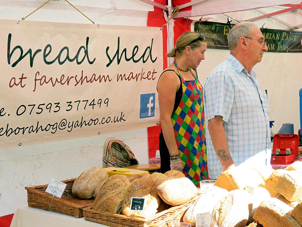Faversham Market