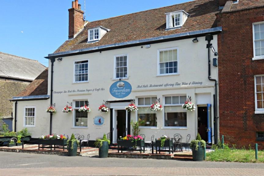 Faversham The Creek Hotel