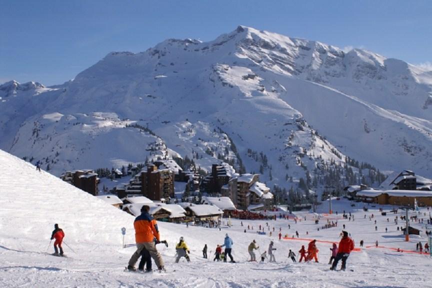 Avoriaz slopes