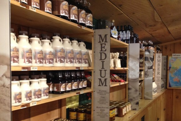 Maple Syrup shop 1
