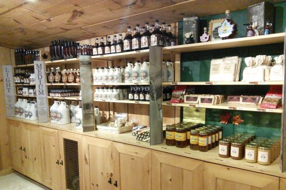 maple syrup shop 2
