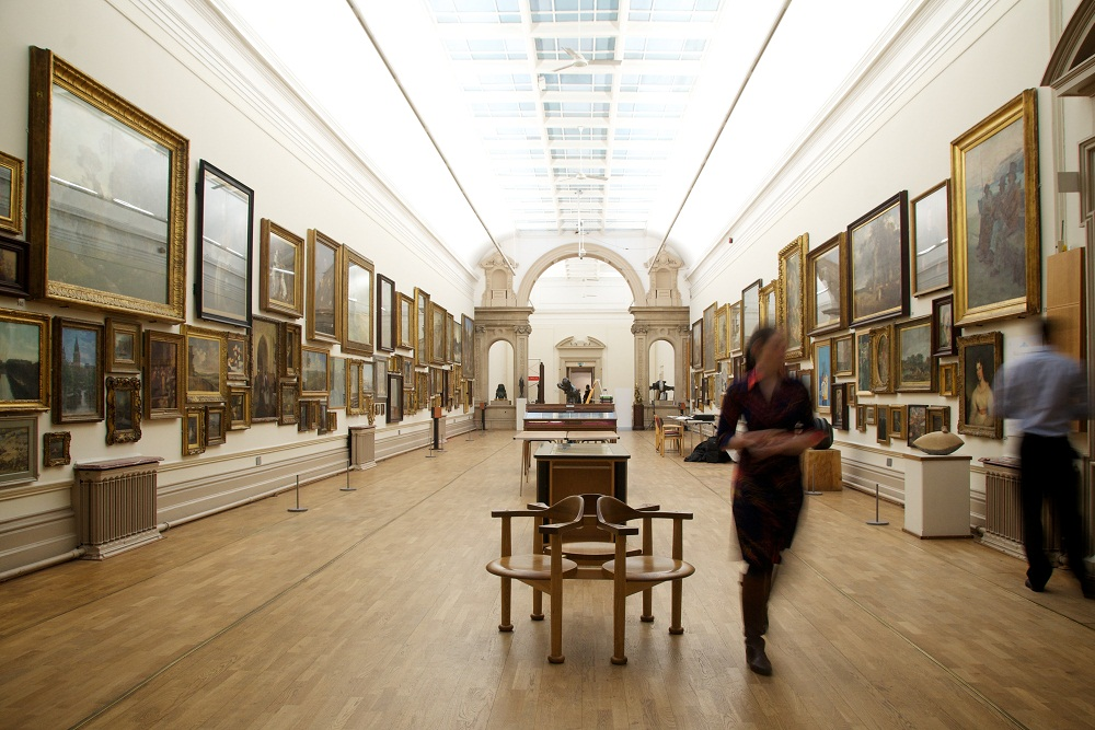 Nottingham Castle Long Gallery. Please credit VisitEngland 3