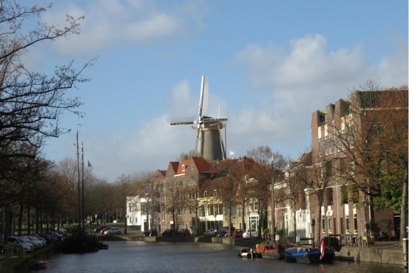 8c. Schiedam Windmill not sure which one
