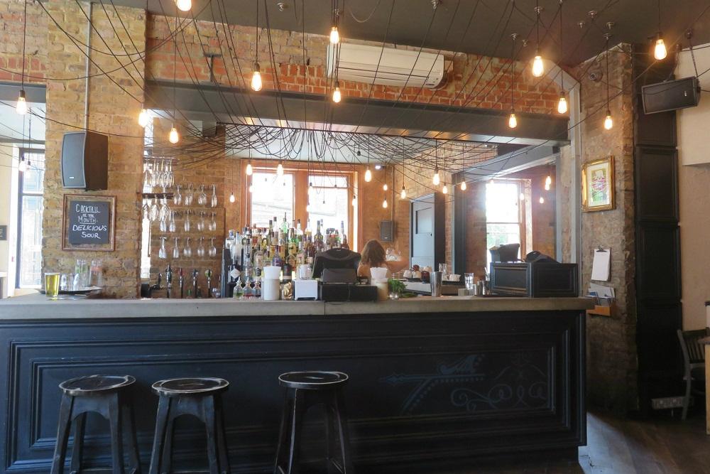 Alice House bar
