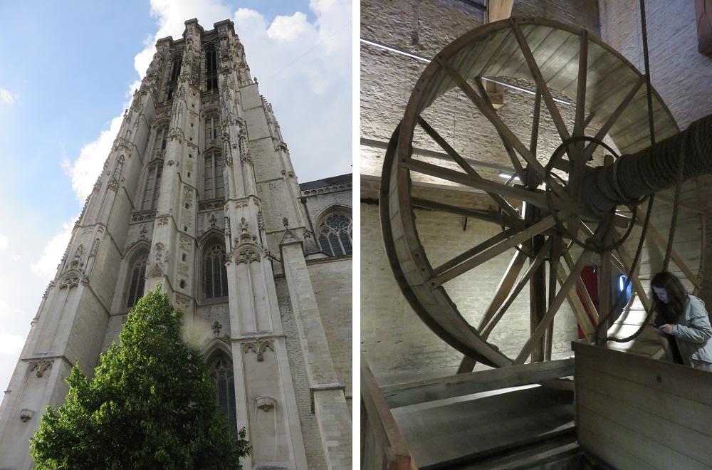 Mechelen St Rumbolds Tower paras 1 3
