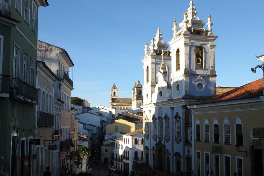 Salvador A Captivating City