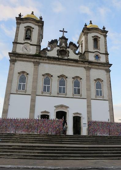 Salvador A mix of Religions Nosso Senho do Bonfim
