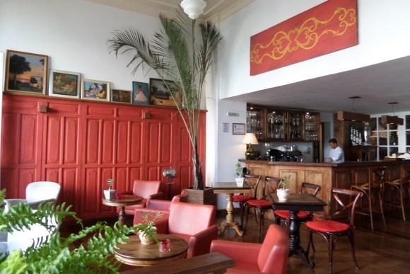 Bahia a lounge and bar