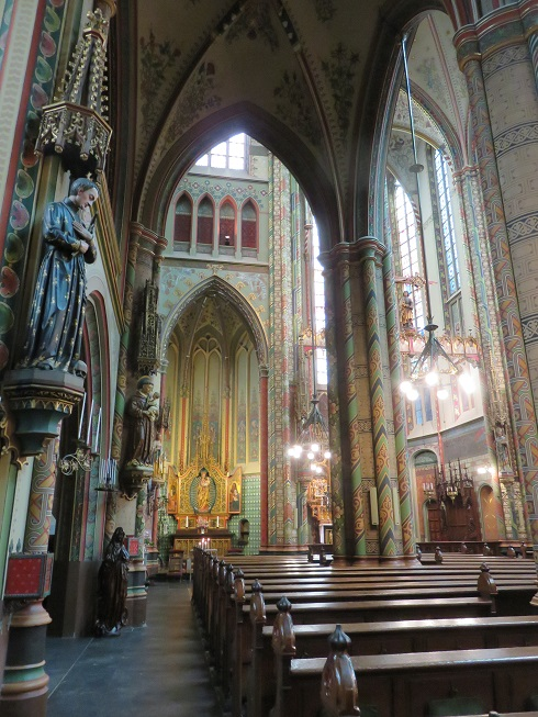 Utrecht St Willibrord hailed from Northumbria