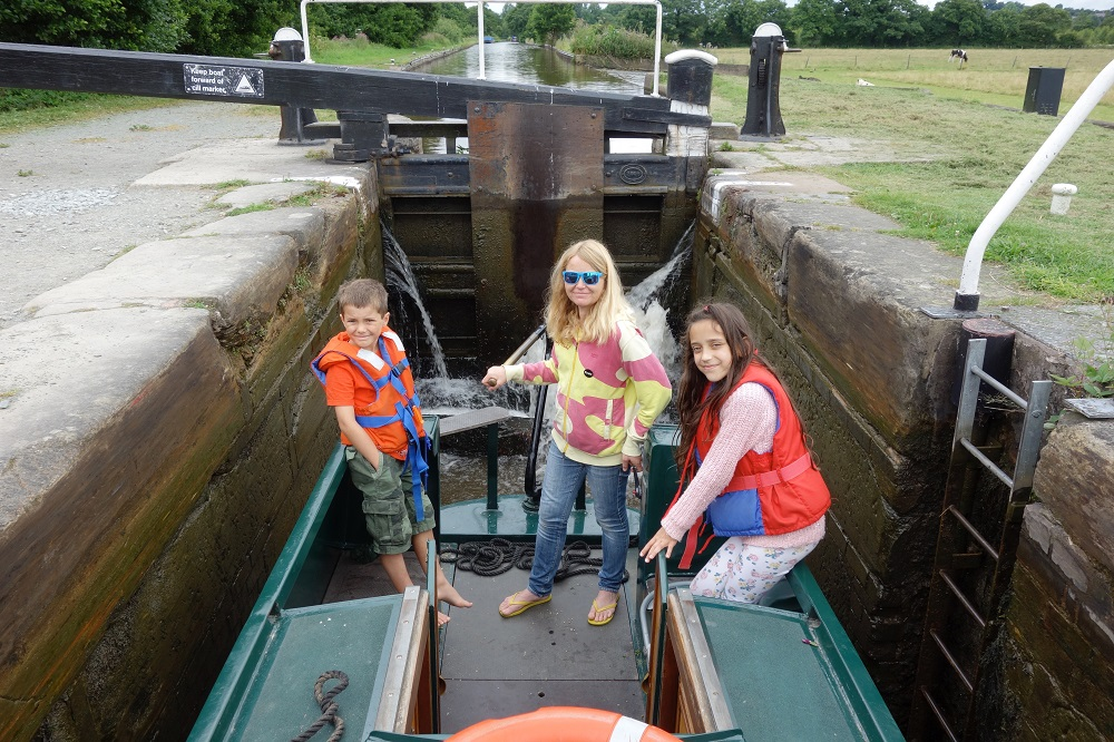 narrowboating in wales 1