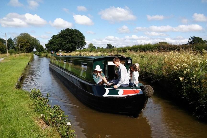 narrowboating in wales 10