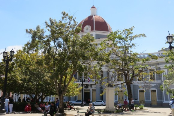 IMG 7537 Cienfuegos town square and wifi hot spots