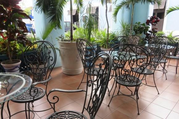 IMG 7648 Sanctus Spiriti terrace of Hostal del Rijo